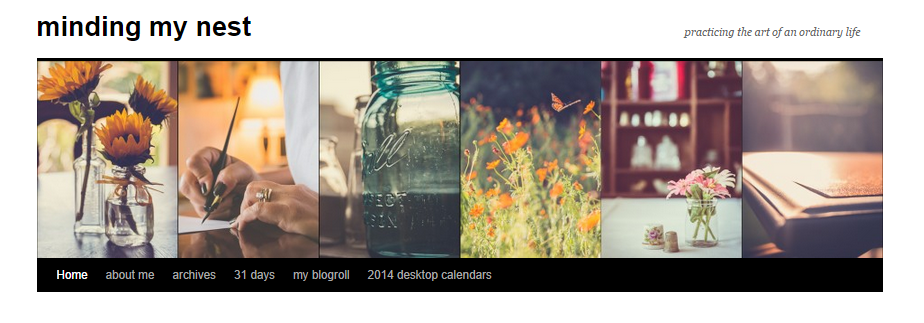 how to create a sidebar button in a wordpress blog
