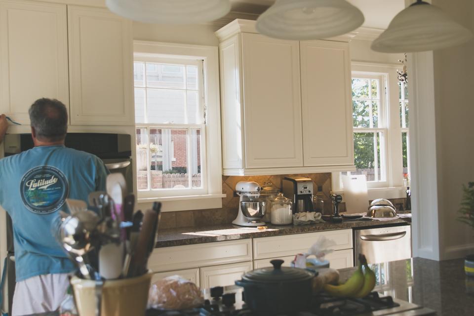 i'm dreaming of a white kitchen::part 6