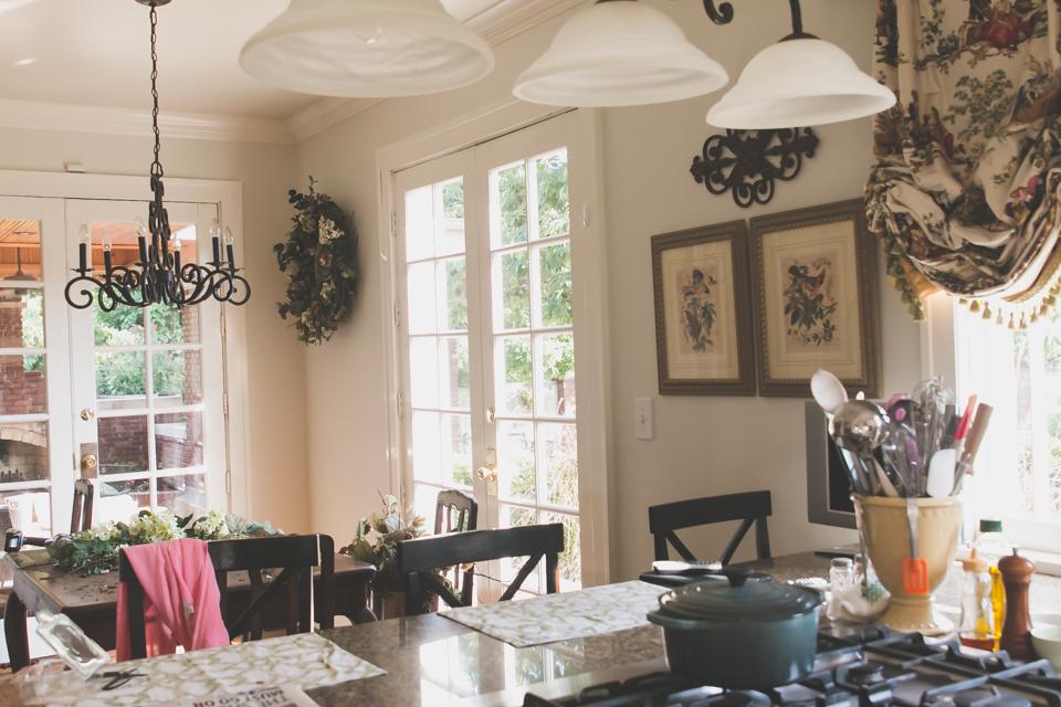 i'm dreaming of a white kitchen::part 7
