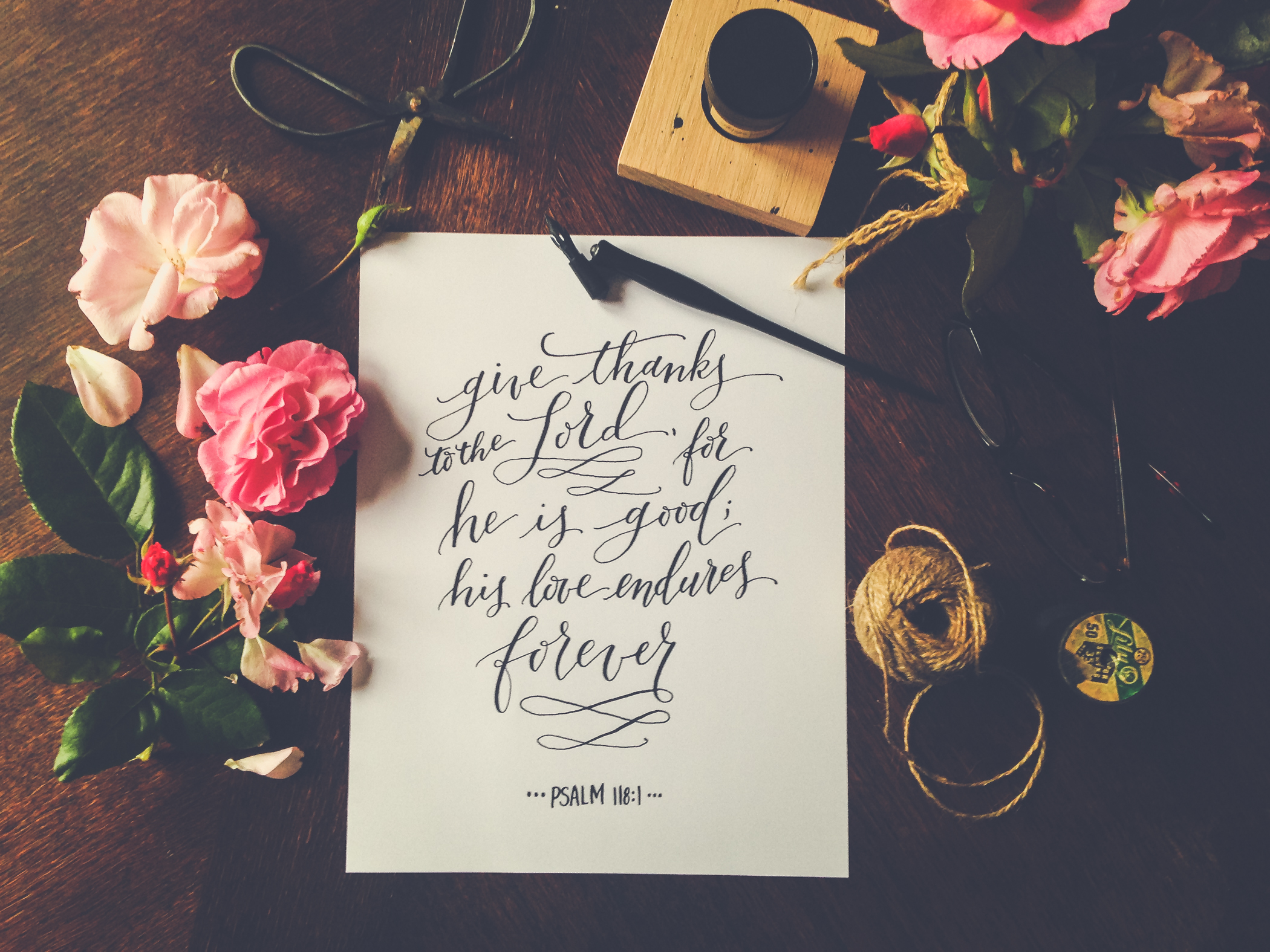 the {A}rt of gratitude