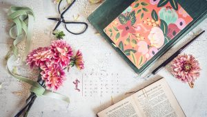 July 2017 Desktop Calendar