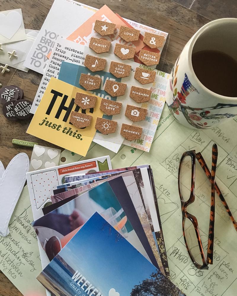 Project Life 2017 - BOND Story Kit
