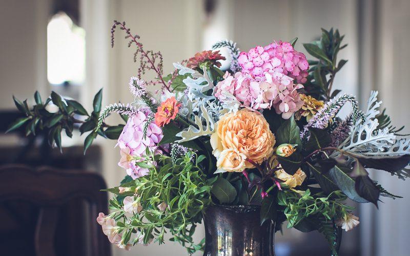 A Summer Flower Arrangement