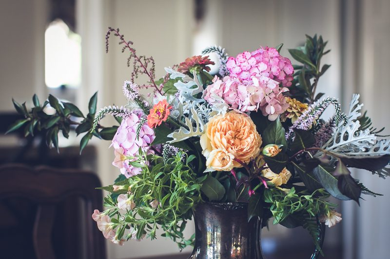 A Summer Flower Arrangement