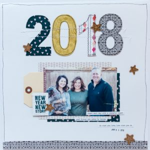Memory Keeping 2018::January Stories