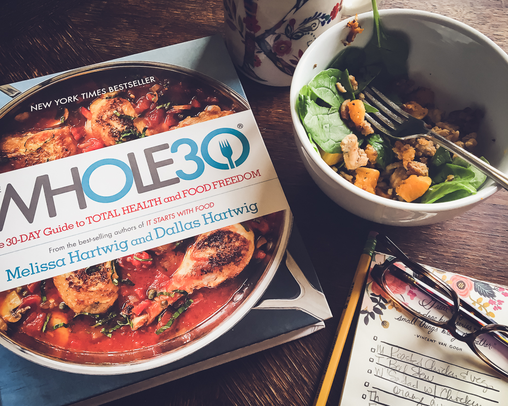 The Whole Story of My Whole30