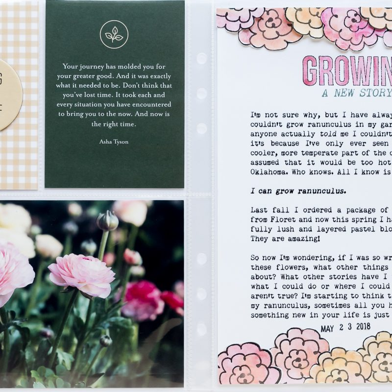 GROW Story Kit™::Growing a New Story