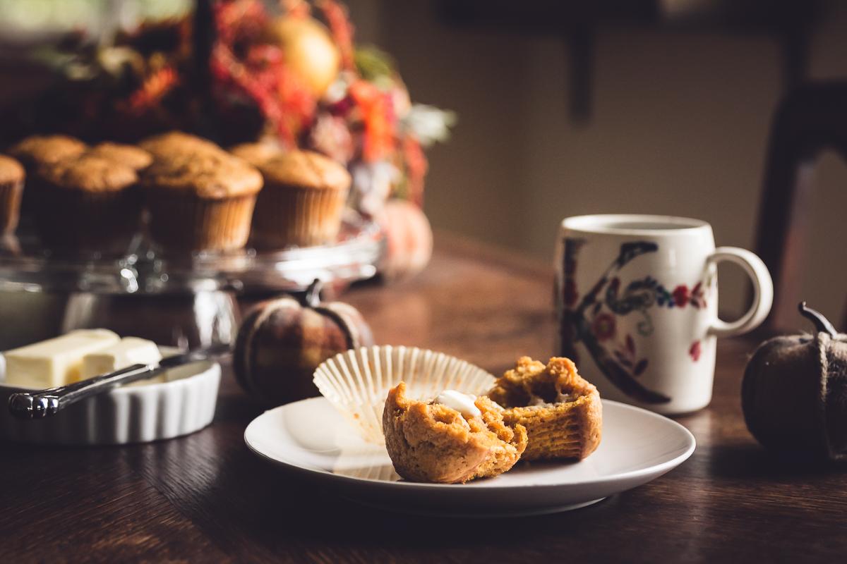 Pumpkins Spice Muffins