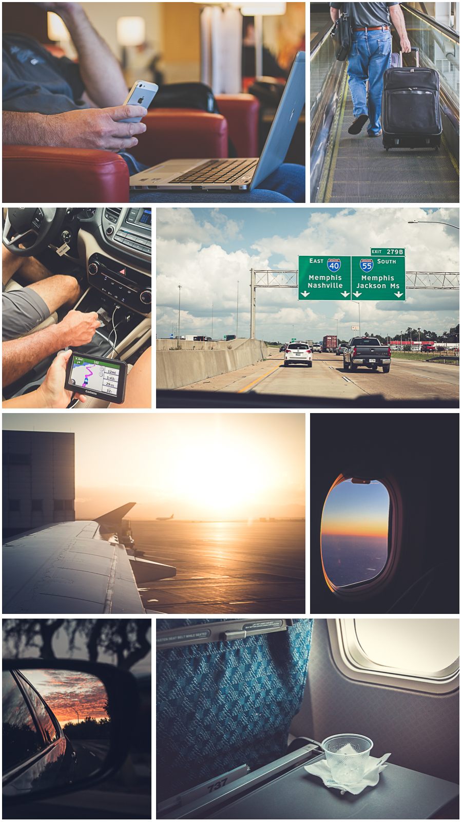Travel Photography, Getting There