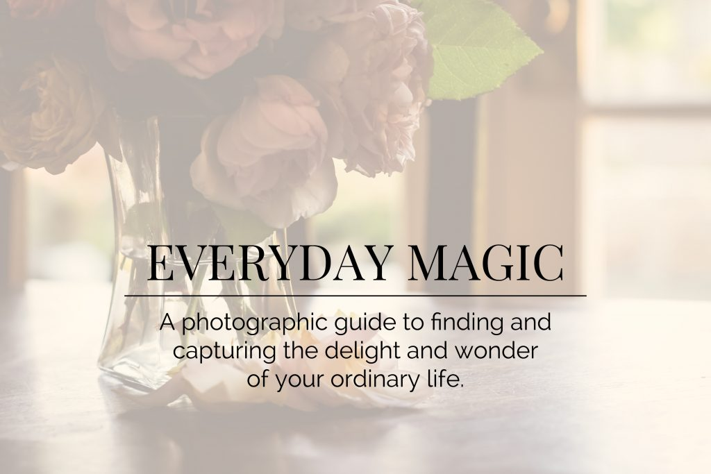 Everyday Magic Photography Class